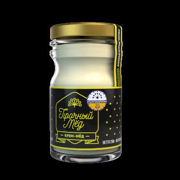 Cream honey (glass jar) 200 ml