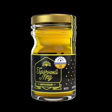 Flower honey (glass jar) 200ml