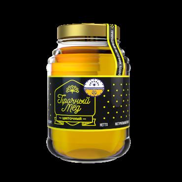 Flower honey (glass jar) 480ml